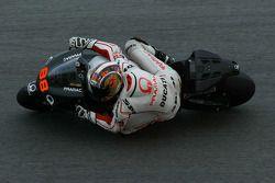 Niccolo Canepa de Pramac Racing