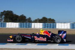 EL Red Bull Racing, RB5