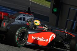 Льюис Хэмилтон, McLaren Mercedes, MP4-24 тексты Формулы 1, Херес