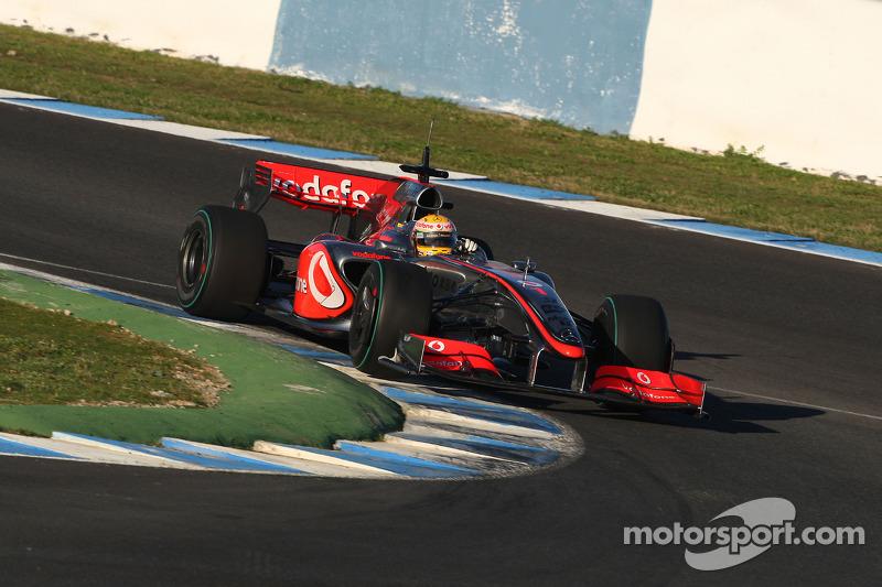 Lewis Hamilton, McLaren Mercedes, MP4-24