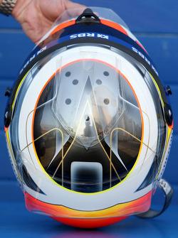 Helmet, Nico Hulkenberg, Test Driver, WilliamsF1 Team