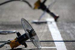 WilliamsF1 Team pit stop air guns