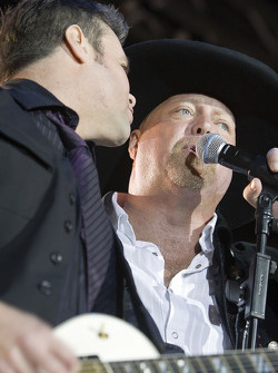 Montgomery Gentry Benefit Concert for the U.S. Troops in Ormond Beach