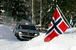Petter Solberg et Philip Mills, Citroen Xsara WRC