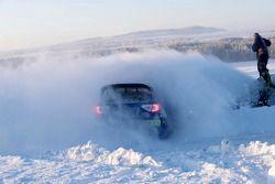 Mads Ostberg et Unnerud Ole Kristensen, Subaru Impreza WRC 06