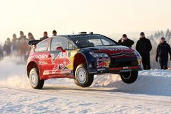 Даниэль Сордо и Марк Марти, Citroen C4 Citroen Total World Rally Team