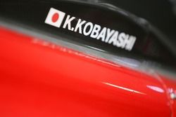 Kamui Kobayashi en gros plan