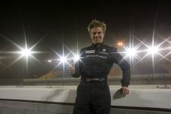Le poleman Nico Hulkenberg