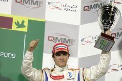 Podium: third place Vitaly Petrov