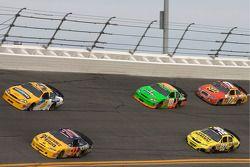 Scott Lagasse, Dale Earnhardt Jr., Brad Keselowski, Brian Vickers et Matt Kenseth