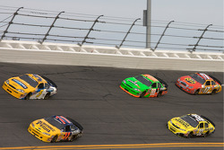 Scott Lagasse, Dale Earnhardt Jr., Brad Keselowski, Brian Vickers and Matt Kenseth