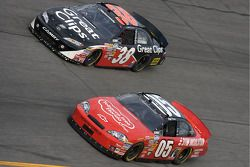Jason Leffler et Jeff Green
