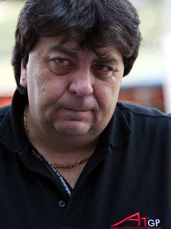 Tony Teixeira, A1GP Chairman