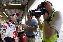 Interview for Greg Biffle, Roush Fenway Racing Ford
