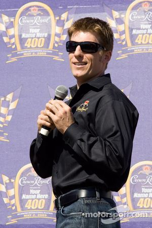 Crown Royal Your Name Here challenge: Jamie McMurray, Roush Fenway Racing Ford