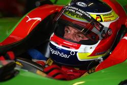 Filipe Albuquerque, driver of A1 Team Portugal