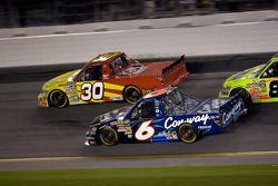 Todd Bodine takes the lead away from Colin Braun