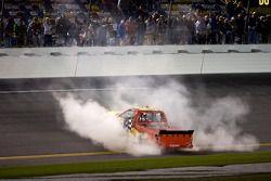 Race winner Todd Bodine