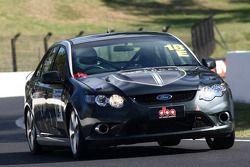 #18 Team Qld Racing, Ford FG: Glen Kenny, Corey Baldock, James Moffat