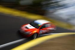 #91 Anton Mechtler, Mitsubishi Lancer Evo VIII: Anton Mechtler, Jason Walsh, Mark Brame