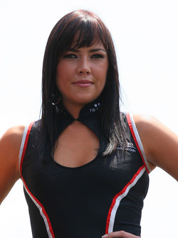 Miss TW Steel South Africa grid girls contest