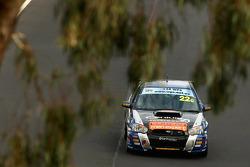#22 WBR - Wilson Brothers Racing, Subaru Impreza WRX Sti: Chris Delfsma, David Wood, Gary Tierney