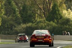 #76 Thomson Alfa, Alfa Romeo 159 JTD: Kean Booker, Rocco Rinnaldo, David Stone