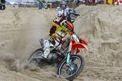 #5 Nord Est Compta KTM 504 4T: Damien Prévot