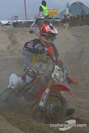 #8 Mc Pecqencourt Honda 450 4T: Matei Potisek