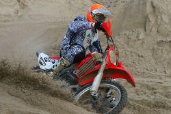 #82 Honda 450 4T: Florent Blanchart