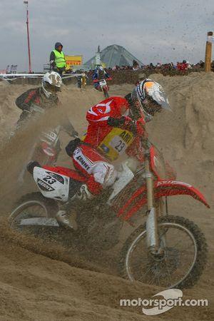 #23 Mc Annezin Honda 450 4T: Denis Binse