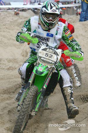 #52 Cm Promo Kawasaki 450 4T: Christophe Meillat