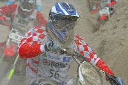 #56 Tam Yamaha 450 4T: Christophe Bignot