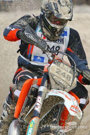 #248 Enduro Club Des Morts KTM 250 2T: Mickaël Gambart
