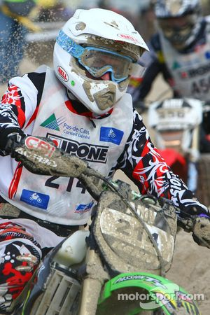 #214 Passion Tout Terrain Honda 250: 4T: Karl Rebergues