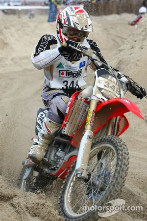#348 Honda 250 4T: Geoffrey Marcq