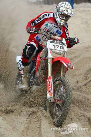 #170: Honda 450: 4T: Christophe Humbert