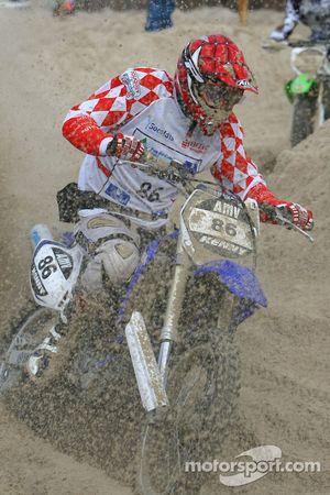 #86 Sms 62 Yamaha 250 4T: Adrien Crozier