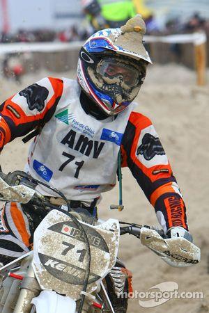#71 Yamaha 450 4T: Amaury Vanhoenacker