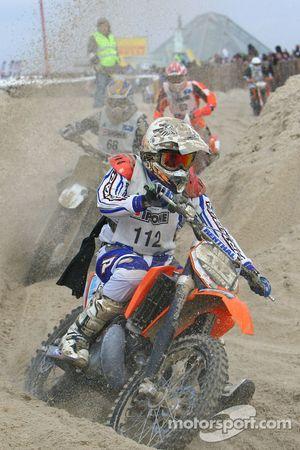 #112 Mc Avesnois: KTM 250 2T: Thibaut Bernier