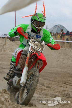 #192: Honda 450: 4T: Nicolas Denoyelle
