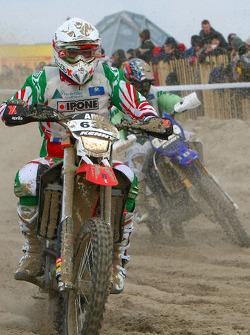 #636 Aprilla 450 4T: Alberto Brioschi
