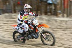 #6 Mc Pecqencourt KTM 250 2T: Vincent Cambier