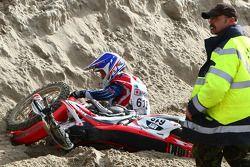 #618 Mc Des Abers Honda 450 4T : Mickael Quere