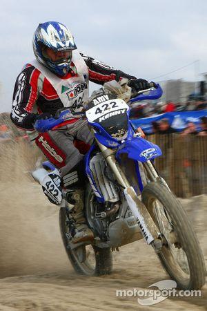 #422 Les Agités Yamaha 250 4T: Pascal Coulary