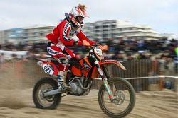 #821 Oldschoolteam: KTM 525: Hugo Roger