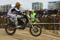 Xavier Toulza, KTM 505 4T, N°314