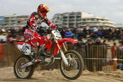 Julien Gratiot, Honda 450 4T N°101