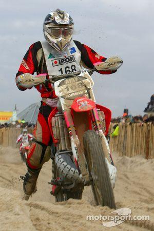Jordan Robbe, Honda 250 2T N°168