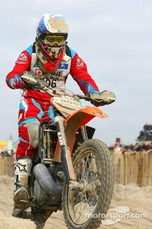 Quentin Bouche, KTM 250 2T N°806